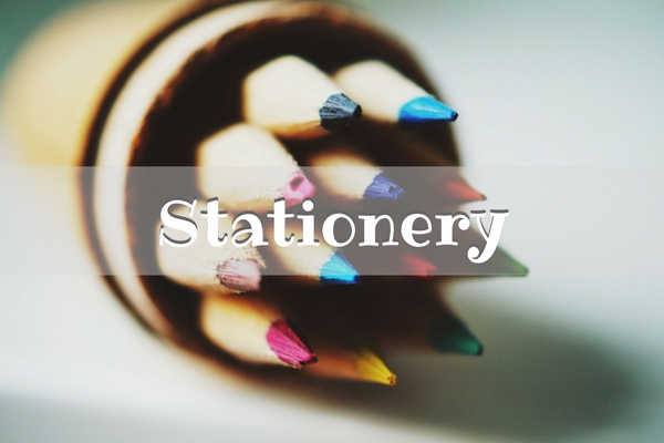 Carr's Stationery