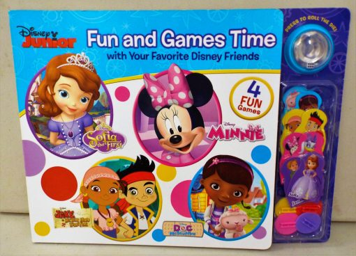 Disney Junior - Fun and Games