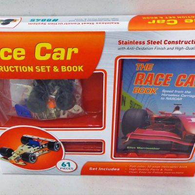 Race Car Construction Kit