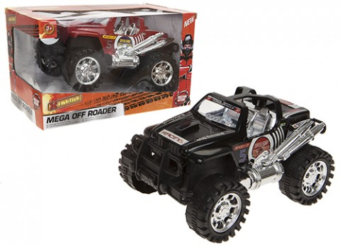 9inch Friction Jeep Off Road Vehicle image