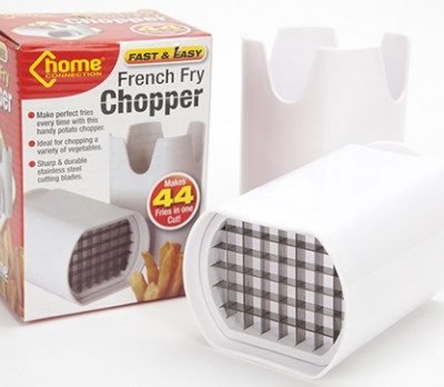 easy french fry potato chopper