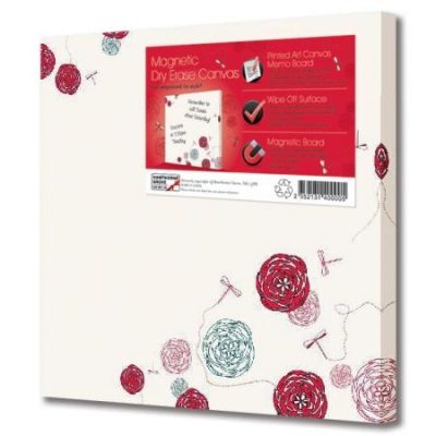Magnetic Canvas Pinboard