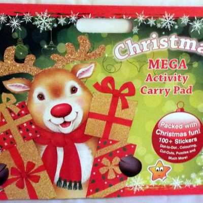 Christmas Mega Activity Pad